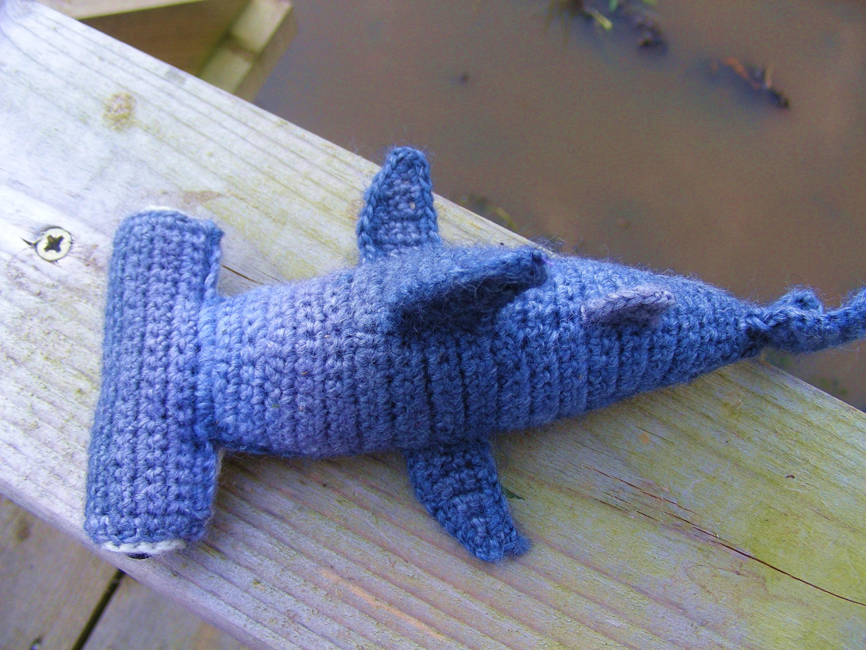 PATTERN: Shawn the shark - Crochet shark pattern - amigurumi shark ... | 2112x2816