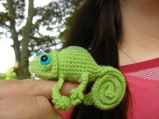 Amigurumi Halloween Free Patterns : CROCHET CHAMELEON PATTERNS FREE CROCHET PATTERNS