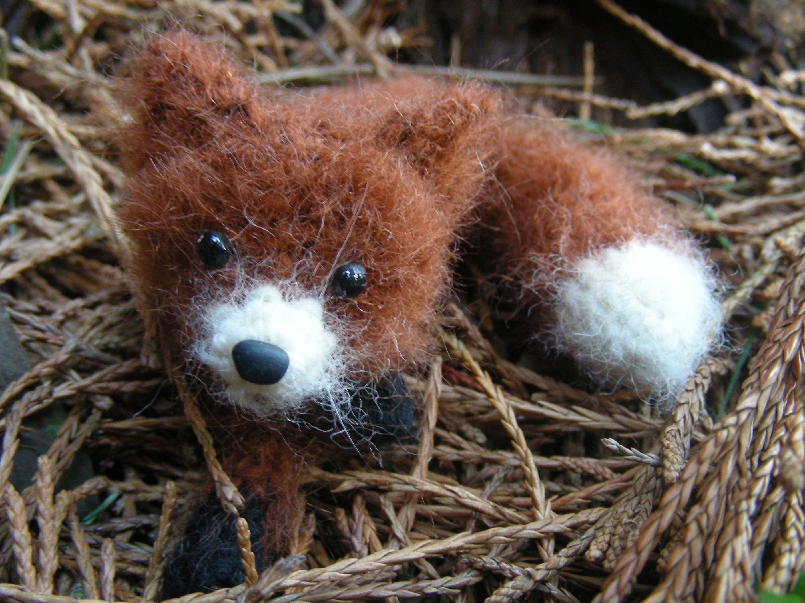 Little Fox Amigurumi : Knitographical: Z is for Zoo