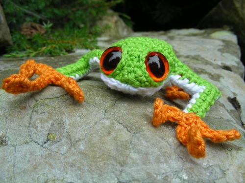 Amigurumi Frog Crochet | 375x500