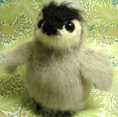 Penguinposing
